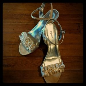 Style & Co. Champagne High Heels Size 8